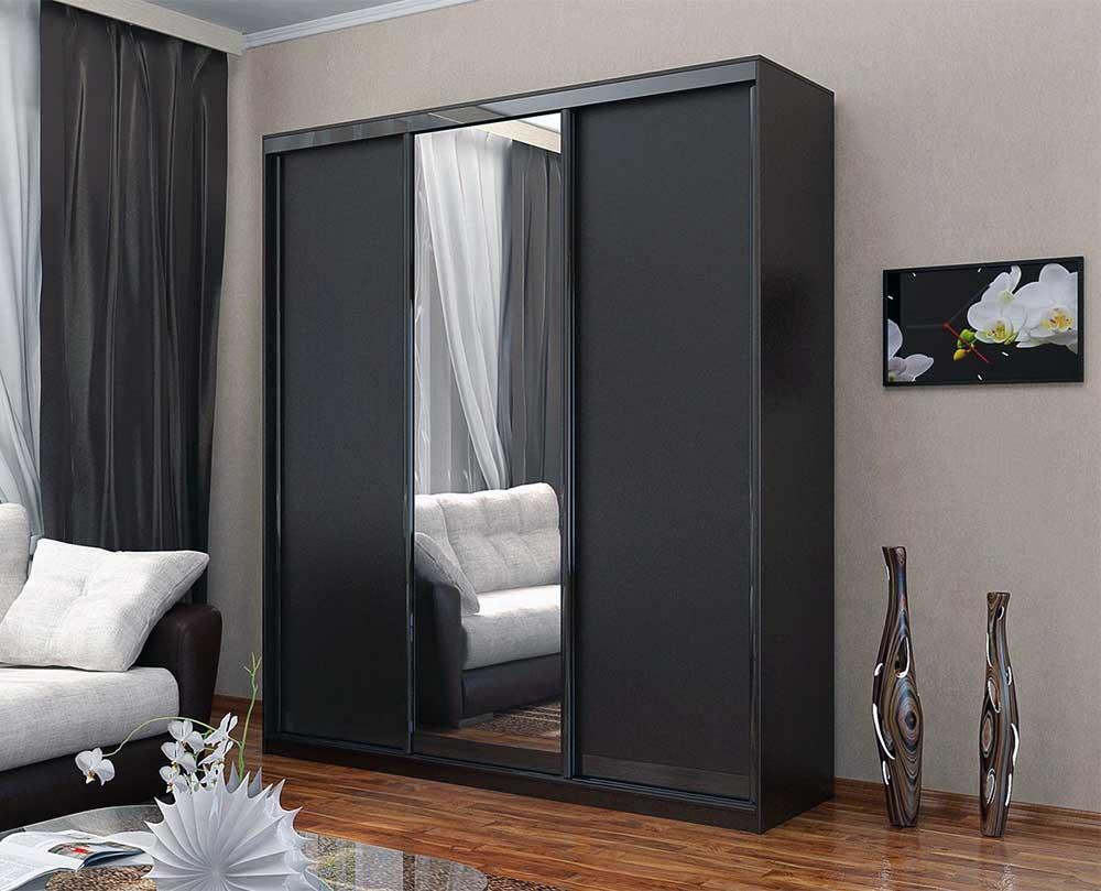Шкаф-купе для гостиной или спальни